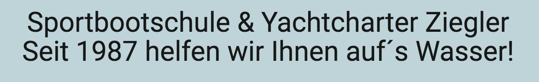 Sportbootschule Ziegler