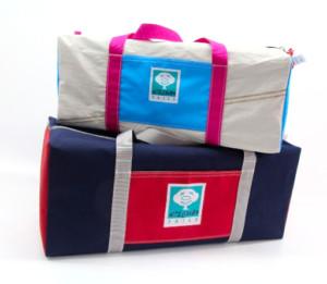 Segeltasche die sich als Geschenk eignet