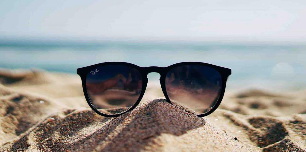 Sonnenbrille - Essentiall zum Segeln