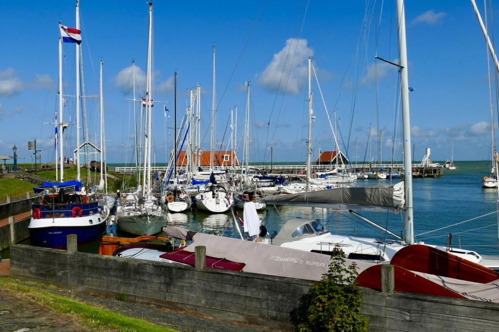 Yachthafen am IJsselmeer