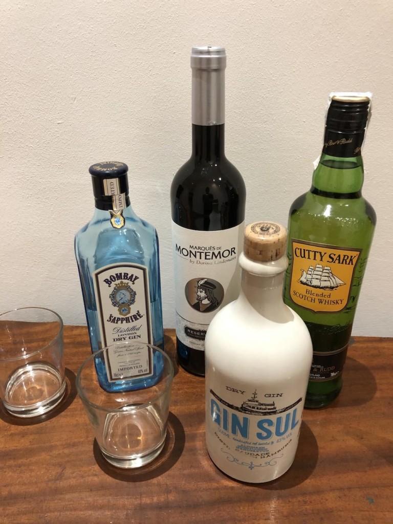 Alkohol fördert auf See das Unwohlsein